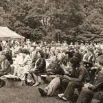 Parkfest in den 80er Jahren
