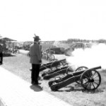 Kanonen am Schützentag