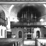 Kirche Frauenhain innen