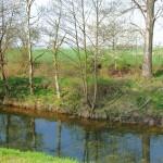 Kanal bei Marksiedlitz
