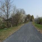 Kanalweg nach Streumen