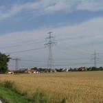 Blick auf Wülknitz