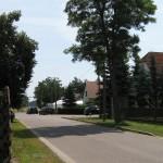 Waldstraße in Heidehäuser
