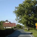 Ortseingang Peritz aus Richtung Radewitz