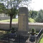Kriegerdenkmal 1. Weltkrieg Lichtensee