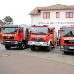 Unsere 3 neuen FFW-Autos