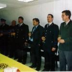 Feierliche Ãœbergabe des FFW-Auto an die Kameraden der Pulsener Feuerwehr