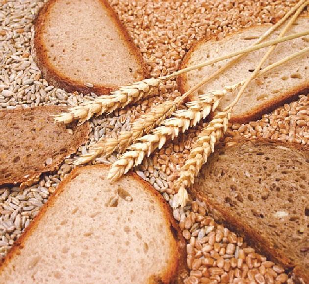 Aus korn wird brot