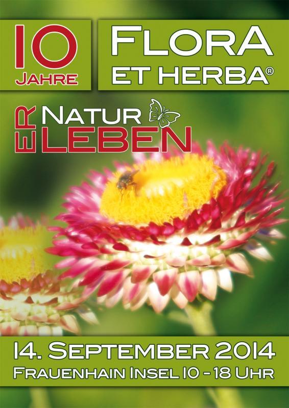 """10 Jahre """"Flora et Herba"""""""